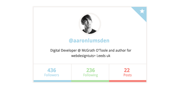 author component web site style guide