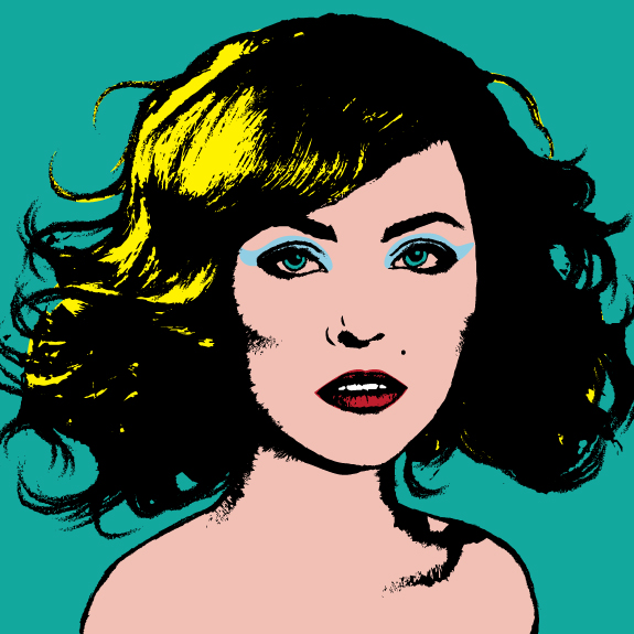 How to Create an Andy Warhol Inspired Pop Art Portrait in