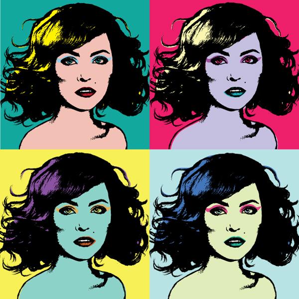 Как сделать портрет поп арт в фотошопе