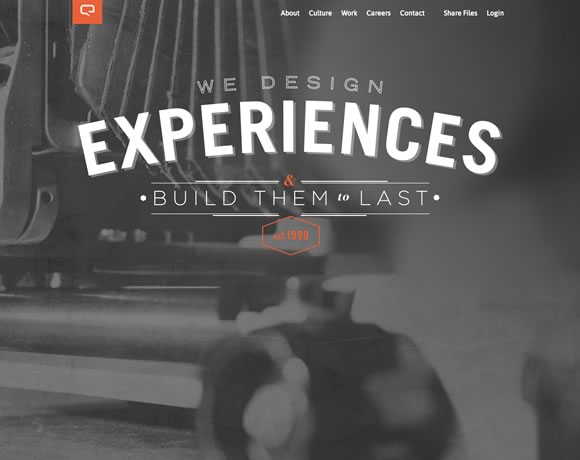 21 Examples of Texture Use in Web Design