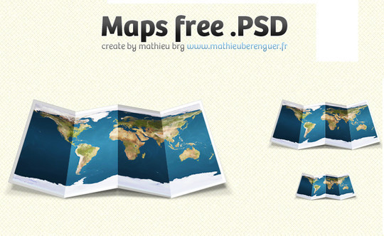 21 creative world maps in photoshop eps ai formats idevie artistic map making template psd publicscrutiny Choice Image