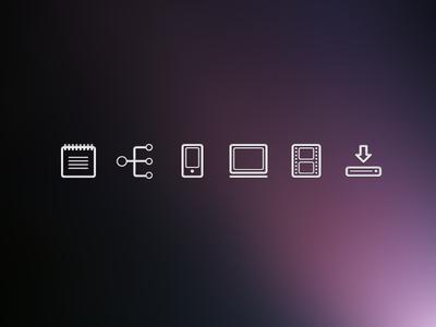 freebie ux icons web design interface