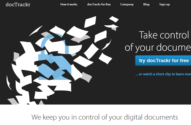 document organization tracker startup homepage illustration design