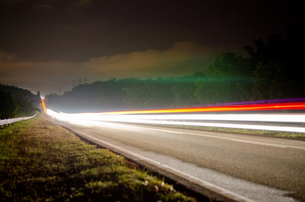 8. long exposure