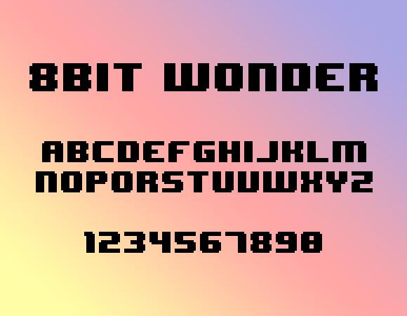 8Bit Wonder