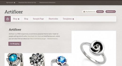 20 Finest Free WordPress eCommerce Themes