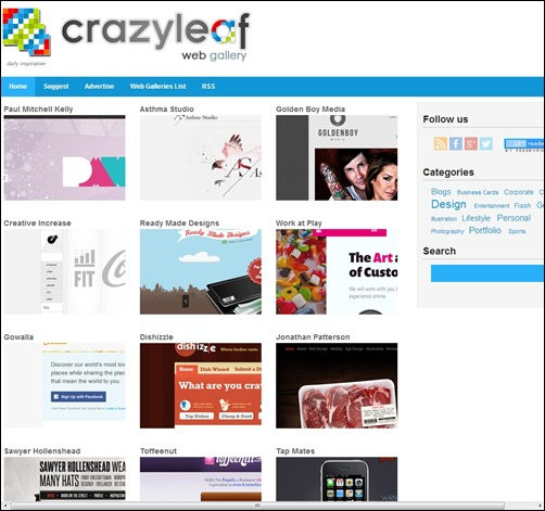 Crazy-Leaf-Design-web-design-gallery
