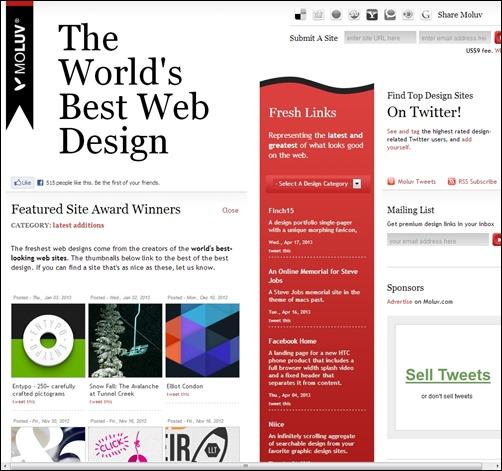 Moluv-web-design-gallery