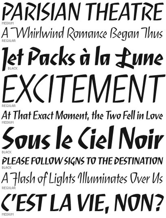 Serge Premium Font