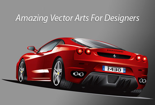 80 Amazing Vector Art For Designers