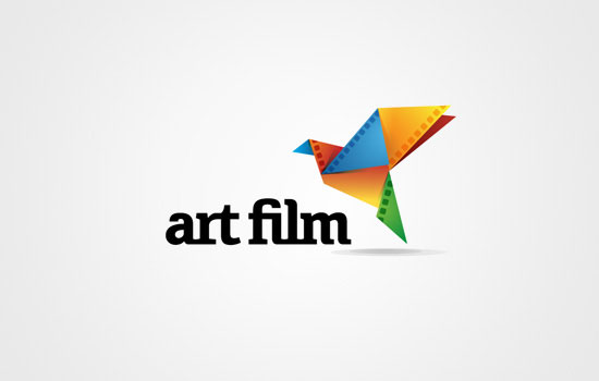 Art Film Logo Design Inspiration