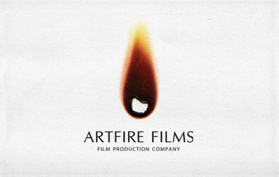 Artfire Films Logo Design Inspiration