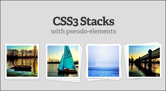 30+ Hot CSS3 Image Hover Scripts