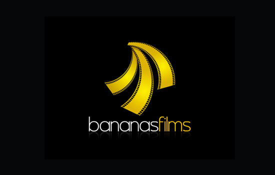Bananas Films Logo Design Inspiration