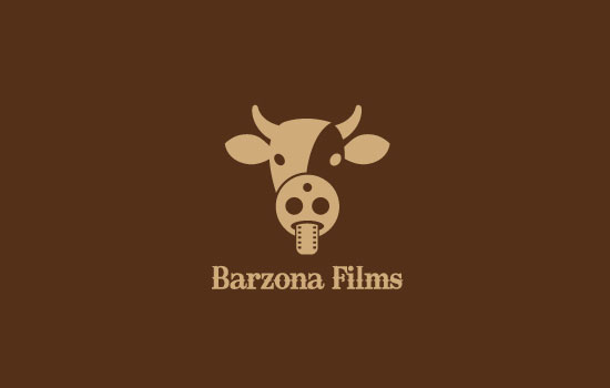 Barzona Films Logo Design Inspiration