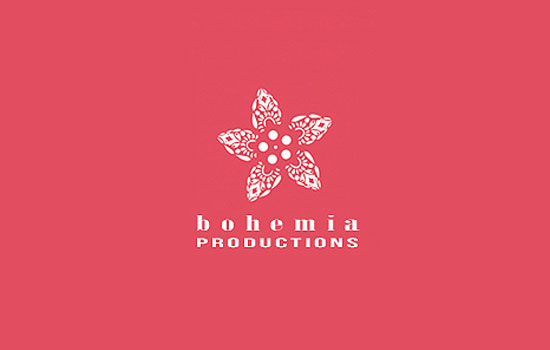 Bohemia Productions Logo Design Inspiration