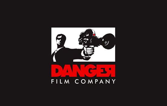 Danger Film Company Logo Design Inspiration