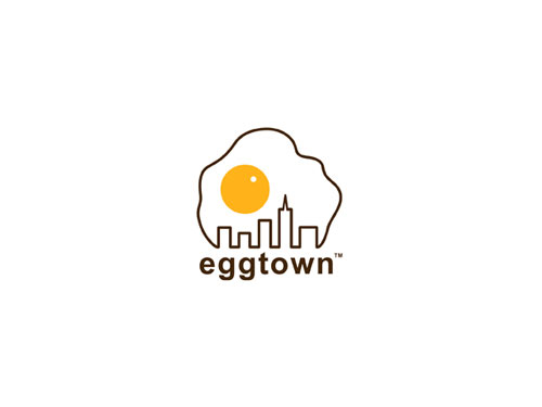 eggtown-Logo Designs With Creative Concepts