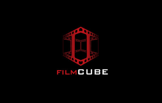Film Cube Logo Design Inspiration