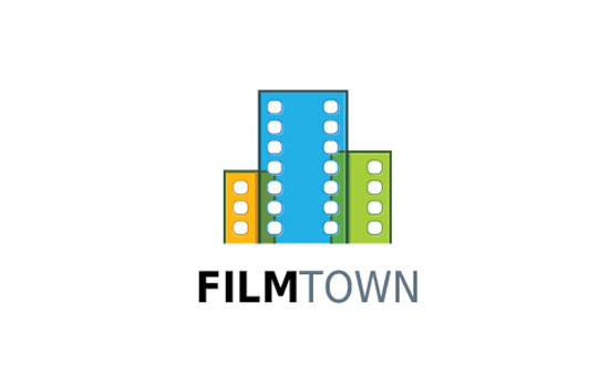 Film Town Logo Design Inspiration