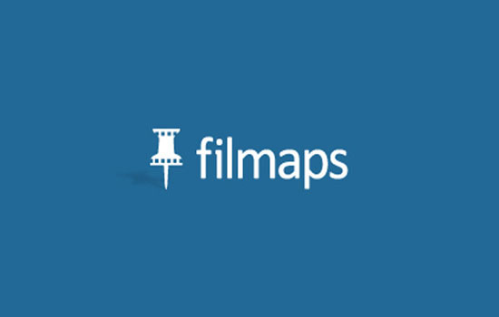 Filmaps Logo Design Inspiration