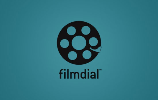 Filmdial Logo Design Inspiration