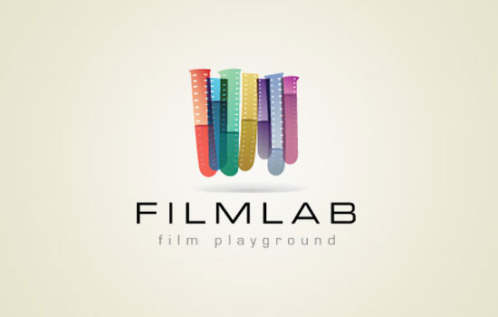 Filmlab Film Playground Logo Design Inspiration