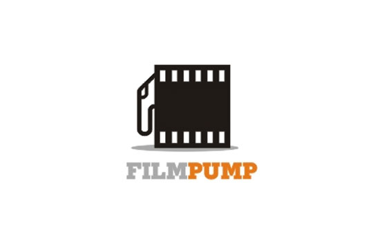 Film Pump Logo Design Inspiration