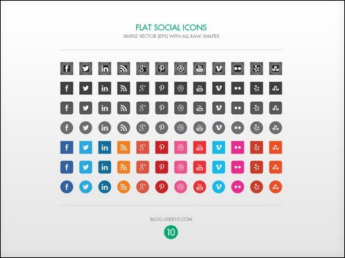 flat-vector-social-icon-eps