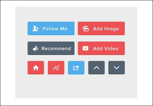 flatui-buttons-psd-included