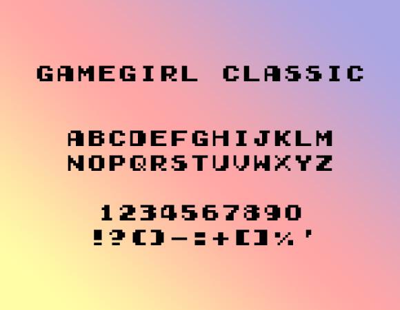 Gamegirl Classic