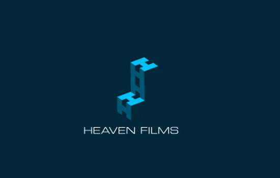 Heaven Films Logo Design Inspiration