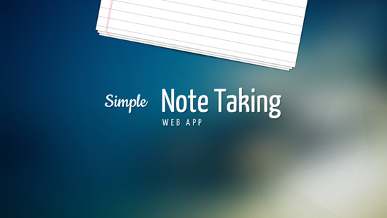 Let's Make A Simple AJAX Note Taking App