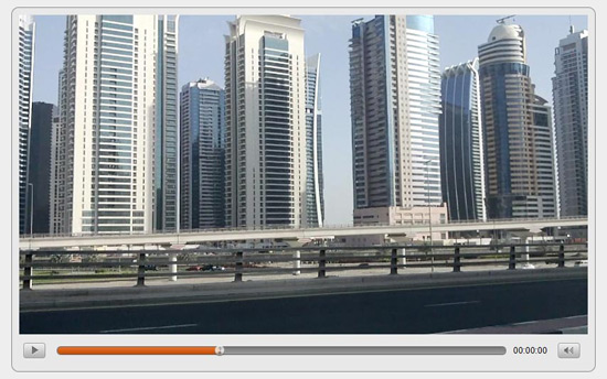 HTML5 Video player jQuery plugin