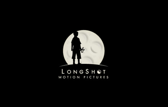 Long Shot Motion Pictures Logo Design Inspiration