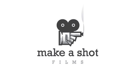Make a Shot Films Logo Design Inspiration