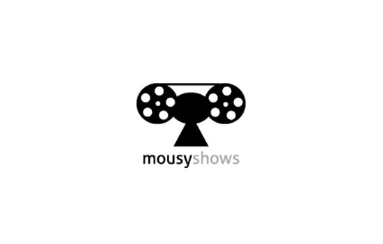 Mousy Shows Logo Design Inspiration