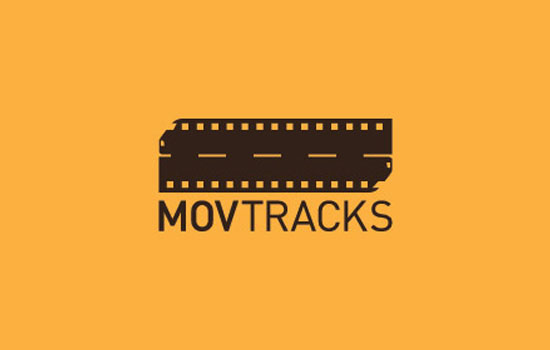 MovTracks Logo Design Inspiration