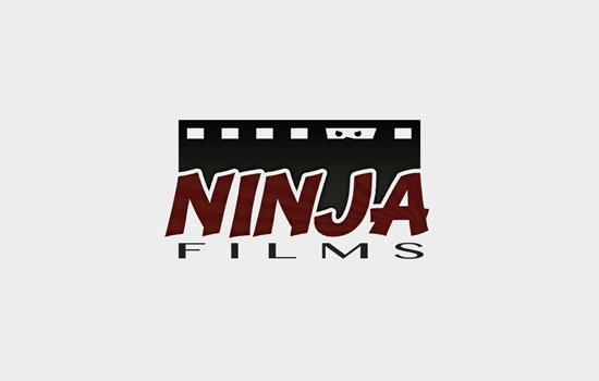 Ninja Films Logo Design Inspiration