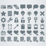 Free 1262 Eldorado Mini Pixel-perfect Icons