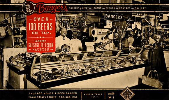 Banger's - Austin
