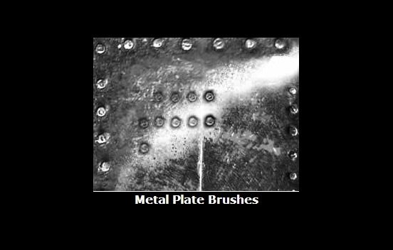 photoshop-metal-plate-brushes