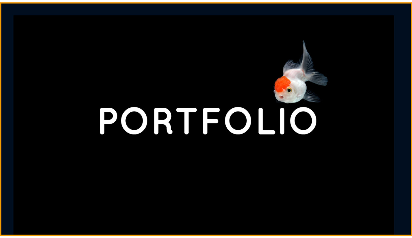 Put More Personal Work In Your Portfolio