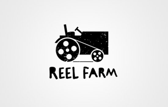 Reel Farm Logo Design Inspiration