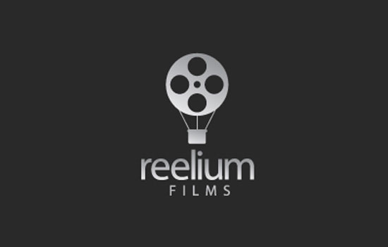 Reelium Films Logo Design Inspiration