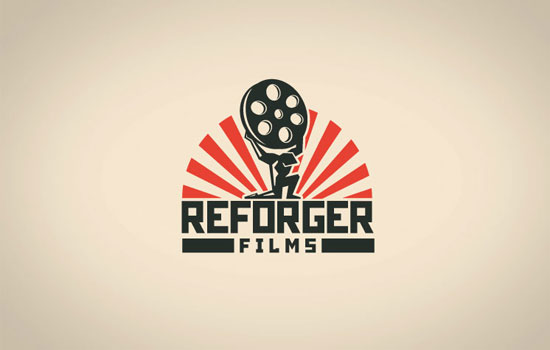 Reforger Films Logo Design Inspiration