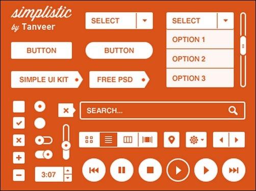 simplistic-ui-kit-free-psd