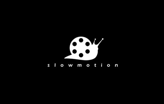 Slowmotion Logo Design Inspiration