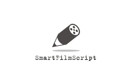 Smart Film Script Logo Design Inspiration