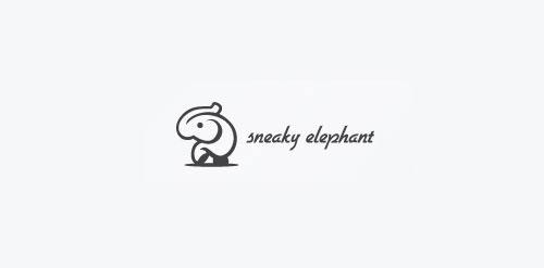sneaky-elephant